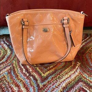 Pink Coach purse (authentic)